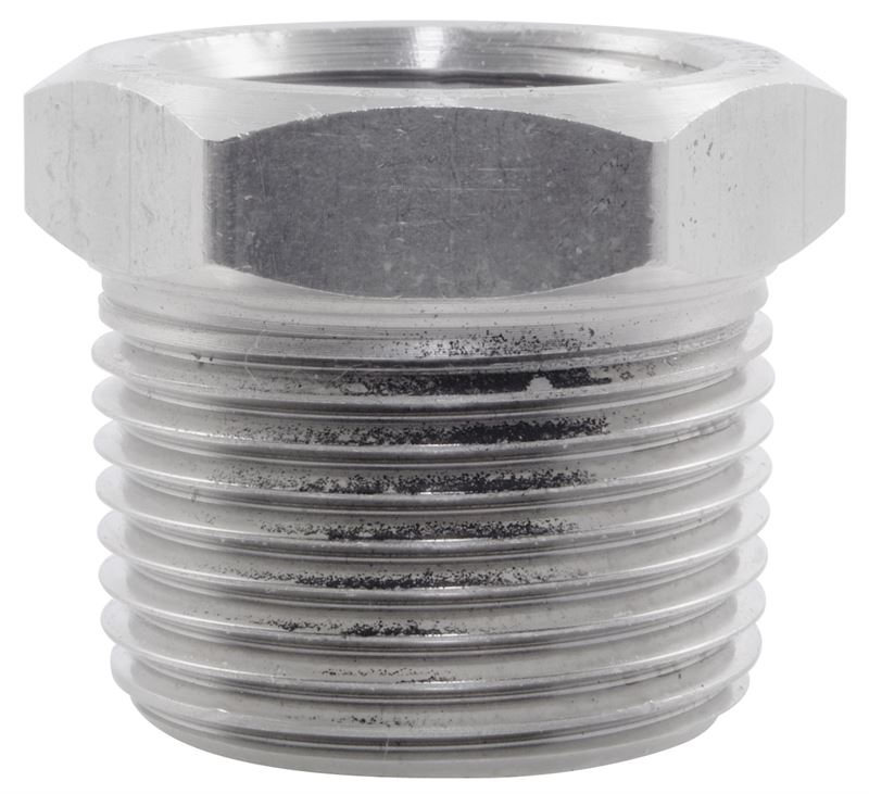 Reducing bush bspt npt lb stainless steel