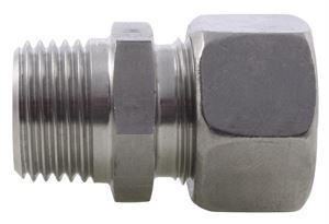 Male-Stud-Coupling-NPT-Single-Ferrule