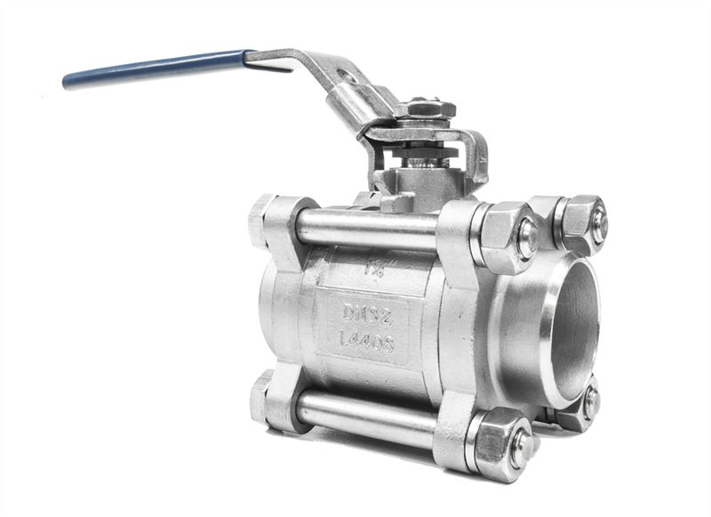 Butt Weld Ball Valves 22