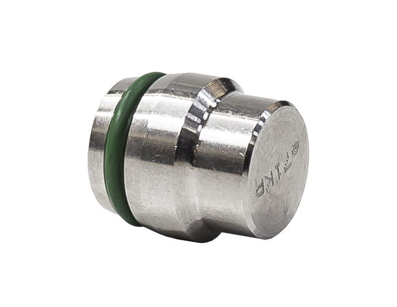 Plug with o ring