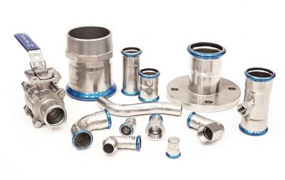 Installer Press Fittings with Next Day Delivery