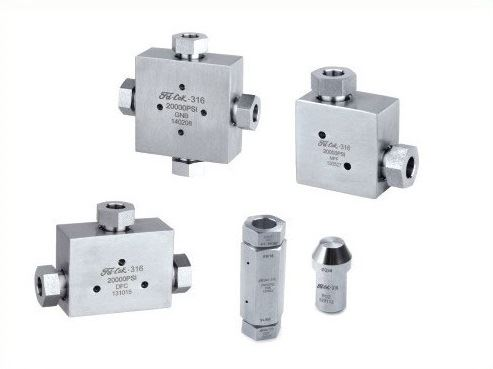 Fd-Lok 20 Series Tube Fittings Stainless Steel