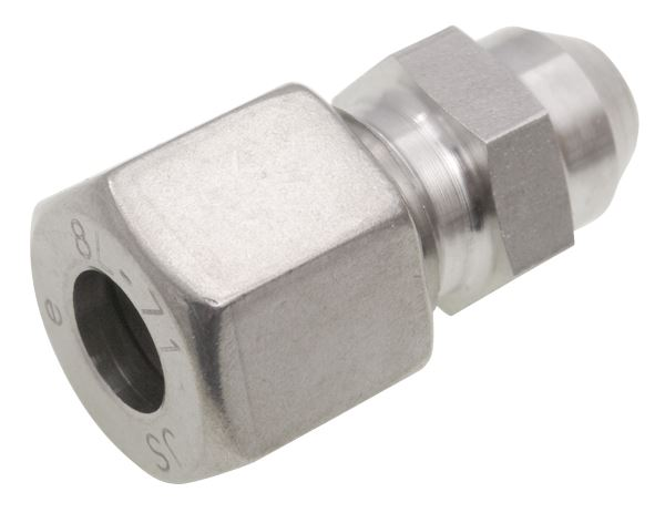Welding Coupling Single Ferrule Compression 316 Stainless Steel