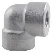 BSPT 90° Elbow 3000LB 316 Stainless Steel