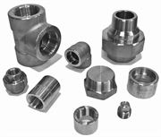 High Pressure Fittings BSPT, NPT, & Socket Weld, 3000lb