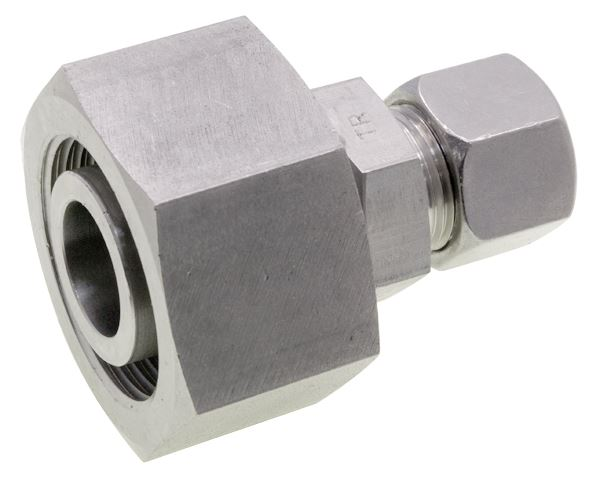 Standpipe Reducing Adaptor Single Ferrule Compression 316 Stainless Steel