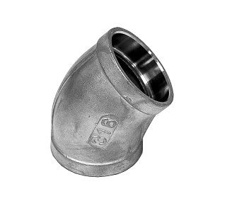 45DEG Elbow Socket Weld
