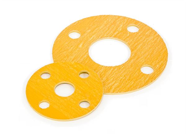 Non Asbestos PN25 Flange Gaskets Full Face