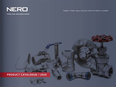 Nero Catalogue 2019