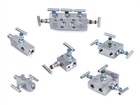 Fd-Lok Gauge Valves & Instrument Manifolds Stainless Steel