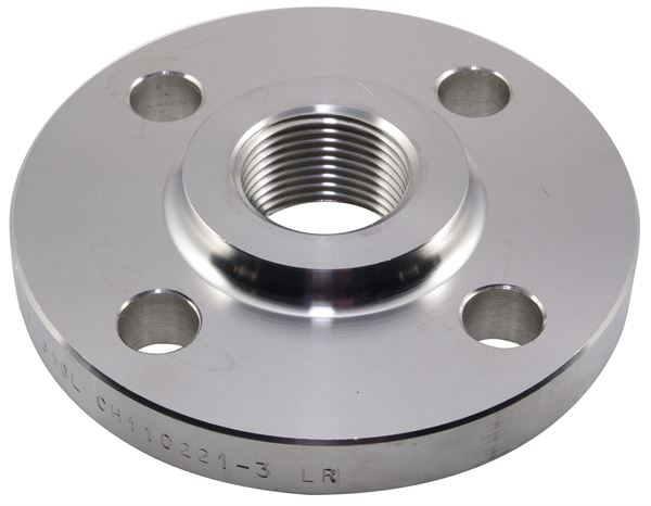 BSPP THREADED PN6/4 FLANGE 316 STAINLESS STEEL