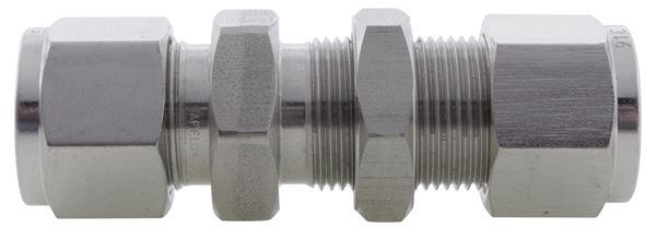 Bulkhead-Union-Twin-Ferrule