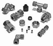 Single-Ferrule-Compression-Fittings-(Heavy-Series-To-800-BAR)